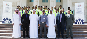 Sharjah LSDA honored for Special Achievement in GIS